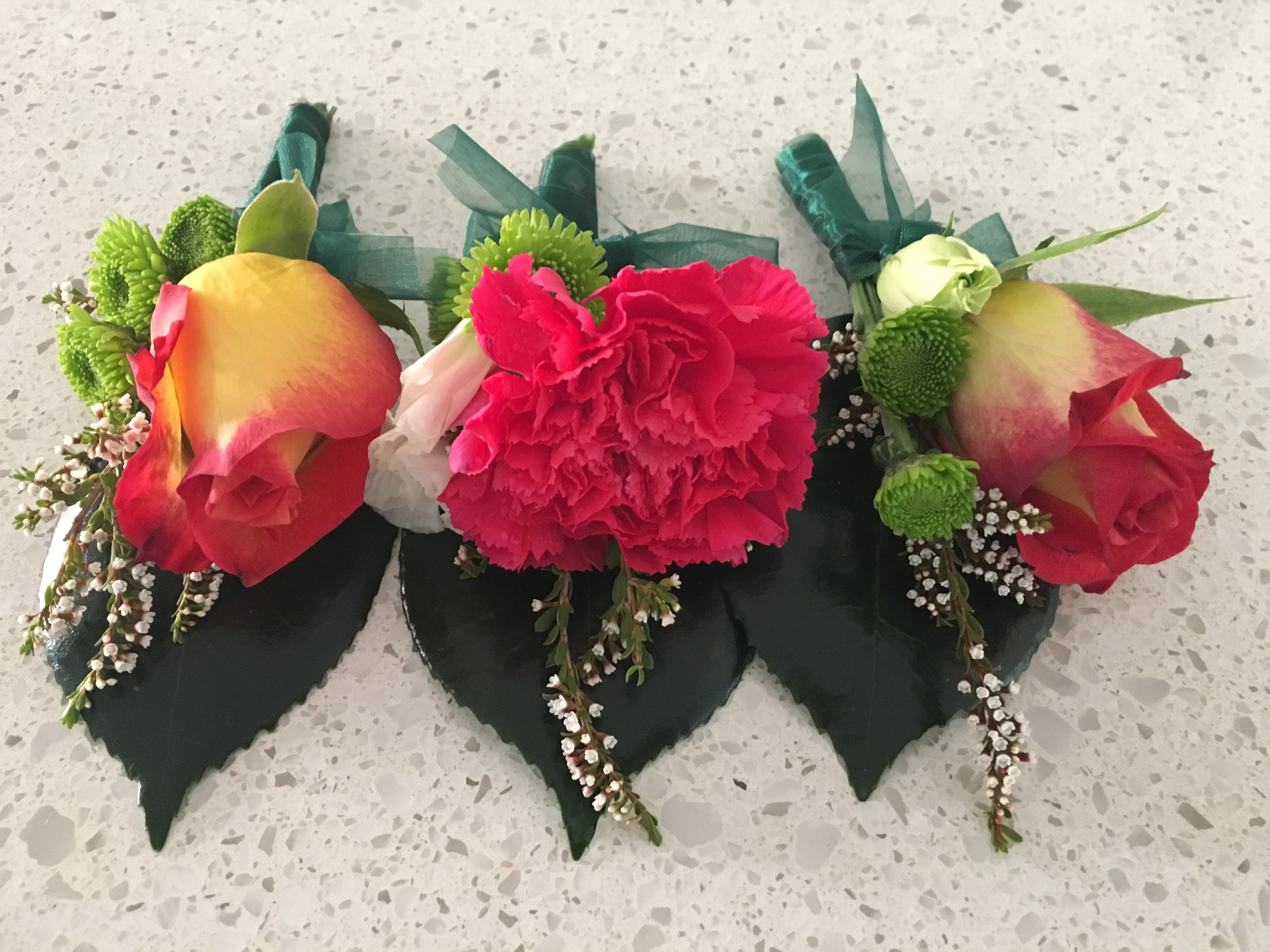 Corsage by Graceful Blooms Mortdale events florist